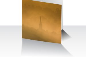 Clitheroe Church Greeting Card