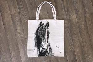 Shopping Tote | Horse