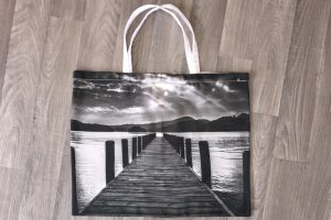 Large Shopping Bag | Coniston Jetty