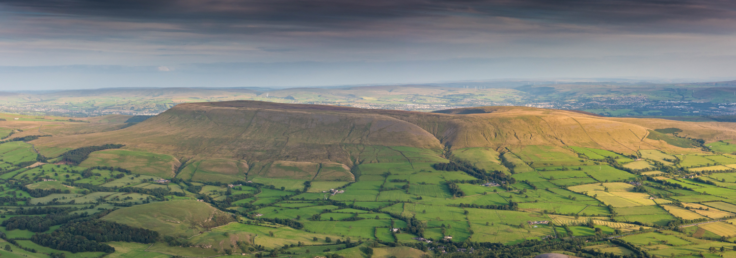 Balloon View of Pendle