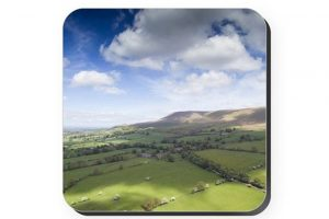 Aerial Pendle Coaster