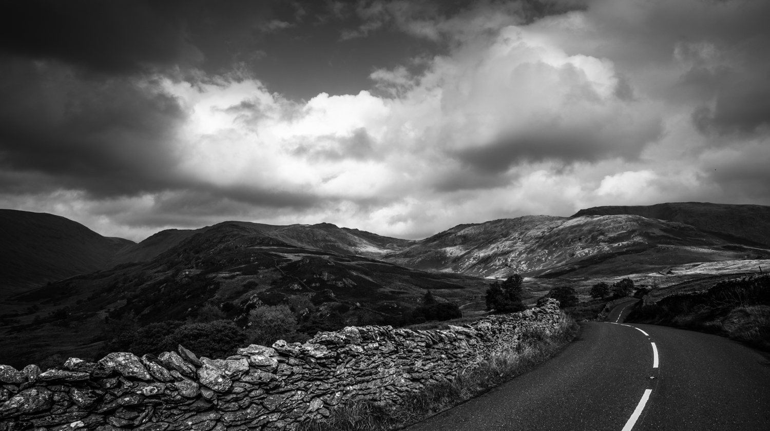 Kirk Stone Pass Road Title Version