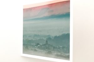Greeting Card | Clitheroe Dawn