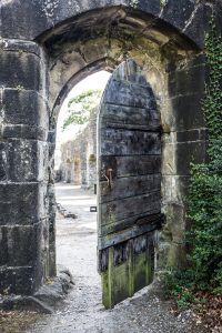 Abbey Gate
