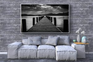 Coniston Jetty | Wall Art