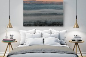 Valley Mists | Wall Art