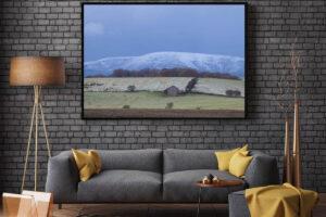 Winter Blues | Wall Art