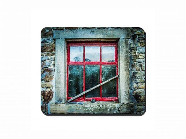 Barn Window Cork Placemat 2
