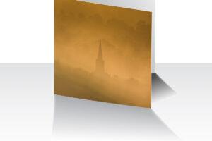 Clitheroe Church Greeting Card