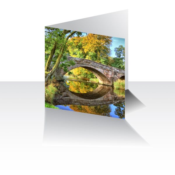 Newton in Bowland Greeting Card