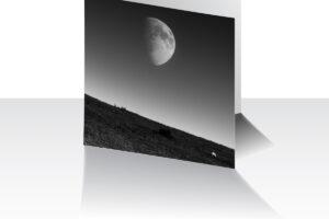 Pendle Moon Greeting Card