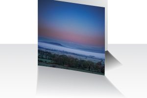Ribble Valley Dawn Greeting Card