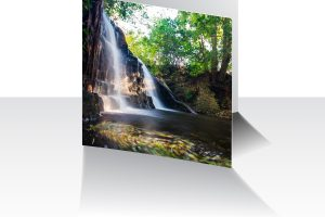 Scarloom Falls Greeting Card
