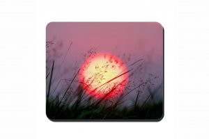Summer Sunset Cork Placemat 2