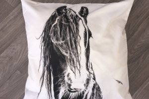 Throw Pillow | Horse