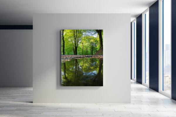 Summer Reflections Mockup