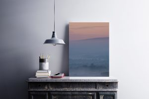 Clitheroe Castle Dawn | Wall Art
