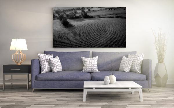 Farmscape | Aluminium Print