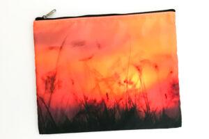 Toiletry Bag | Sunset Burning