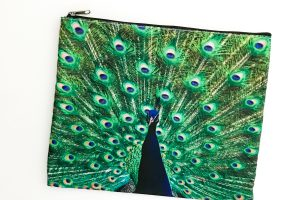 Toiletry Bag | Peacock