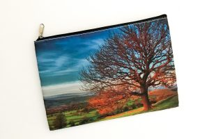 Toiletry Bag | Autumn Tree