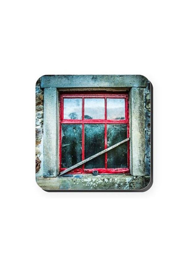 Barn Window Coaster