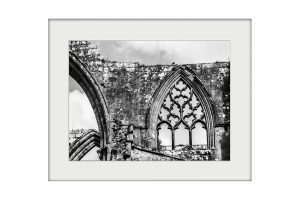 Bolton Abbey Detail | Mounted Print