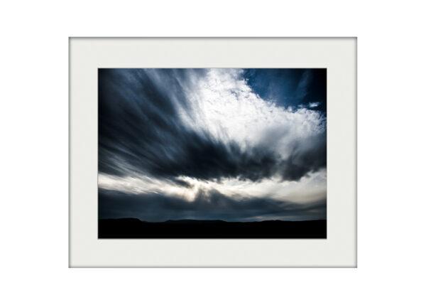 Cloudstorm   Mounted Print
