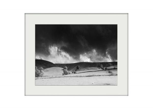 Pendle Ridge | Mounted Print
