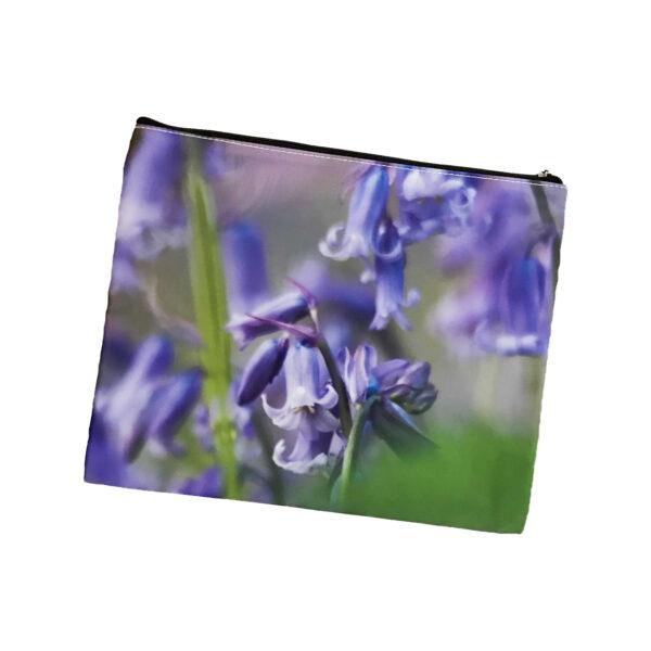 Cosmetic Bag Mockup – Bluebells