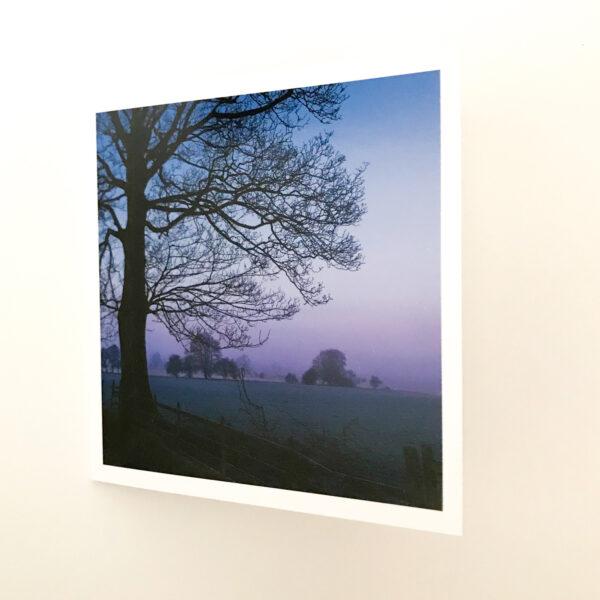 Greeting Card | Blue Dawn