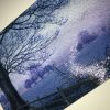 Blue Dawn | Glass Chopping Board Detail