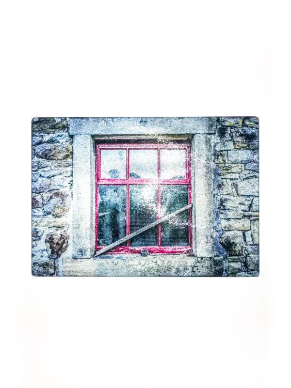 Barn Window | Glass Chopping Board