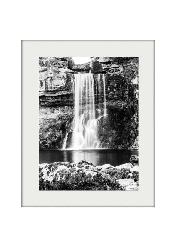 Ingleton Falls Mounted Print