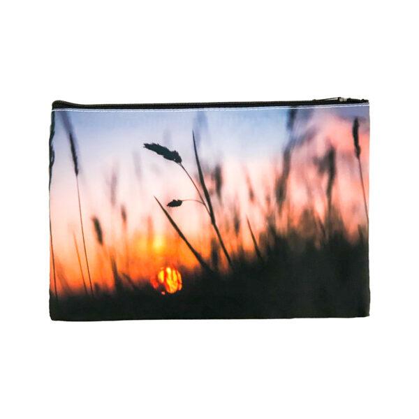 Cosmetic Bag Mockup – Summer Sunset