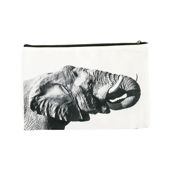 Cosmetic Bag Mockup – elephant