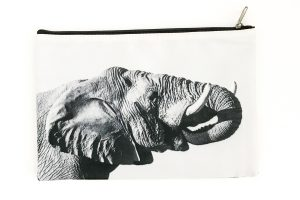 Elephant Cosmetic Bag
