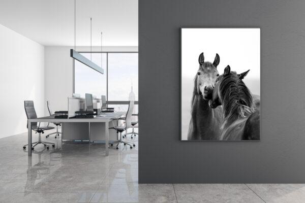 Two Horses Mockup