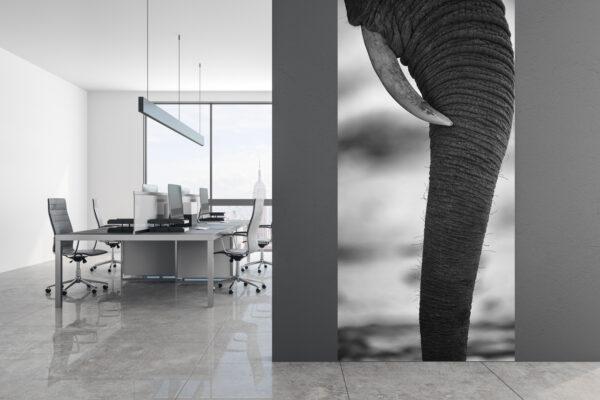 elephant Trunk Mockup