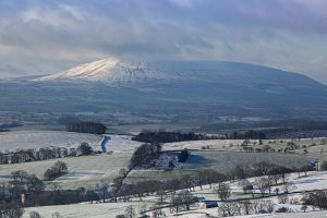 Pendle in February