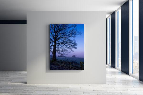Blue Dawn Mockup