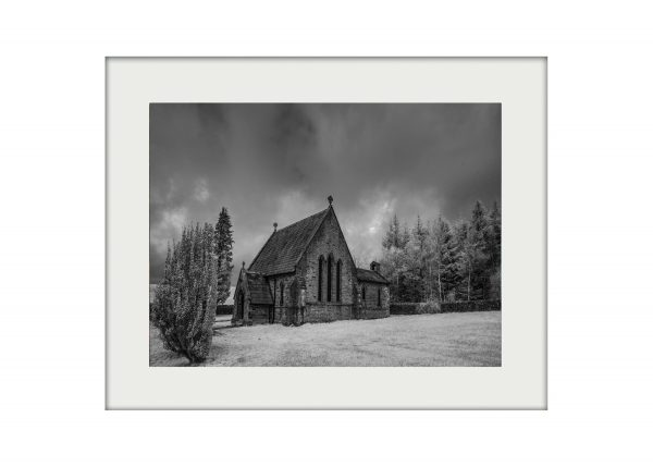 Dale-head Church A3 Mockup