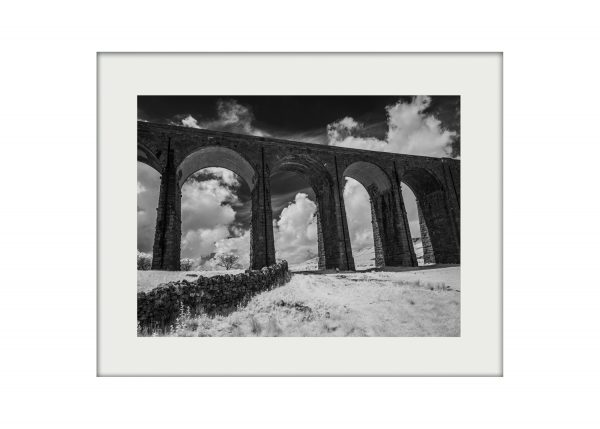 Ribblehead Viaduct A3 Mockup