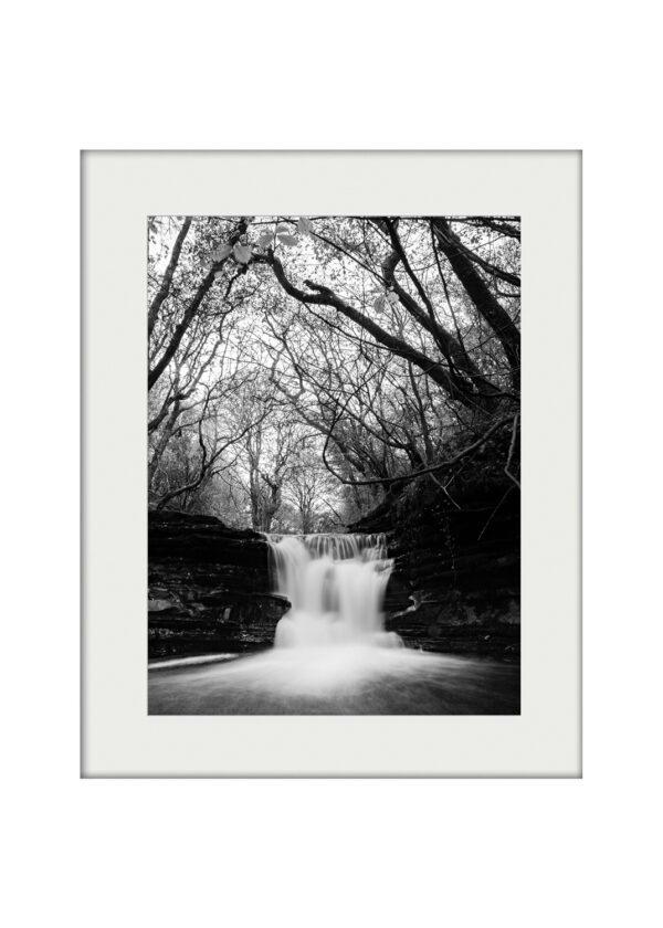 A3 Mockup Gisburn Falls B&W 1