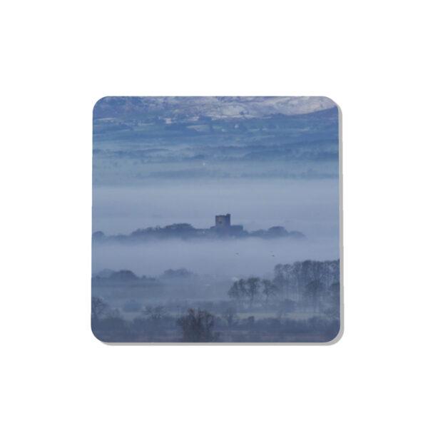 Clitheroe Castle Coaster