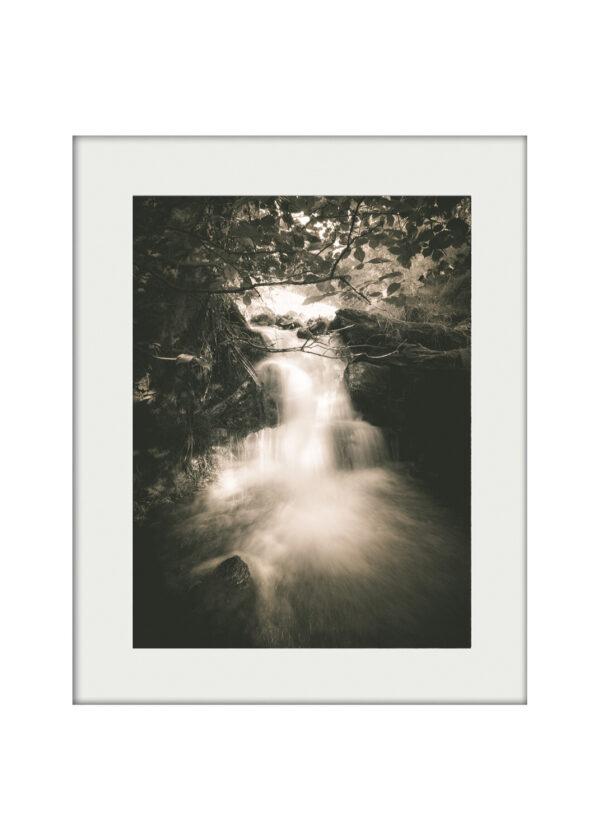 A3 Mockup _ Vintage Waterfall
