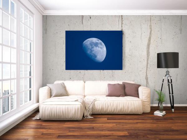 Blue Moon Mockup
