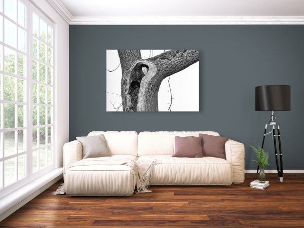 Watcher in the Tree Mockup